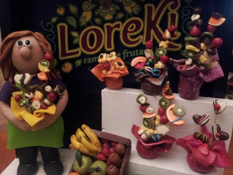 loreki figuras dulces y divertidas